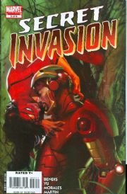 Secret Invasion #3 Marvel comic book